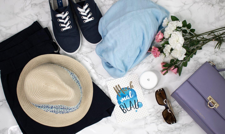 Reise-Essentials für den Sommerurlaub